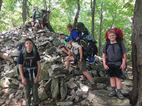 Pinnacle Backpacking Trip